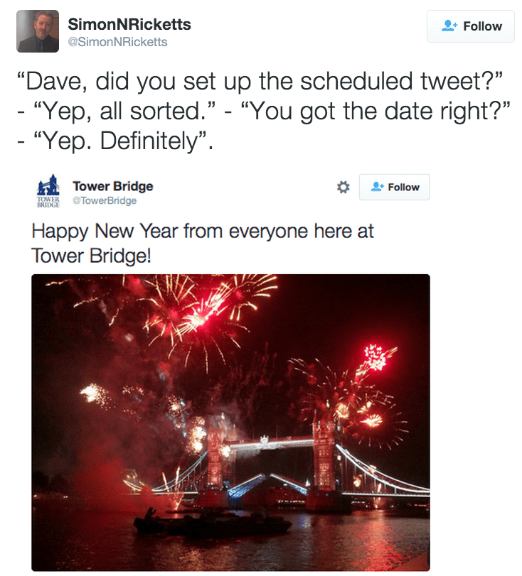 twitter 2016 FAIL list new years eve 2015