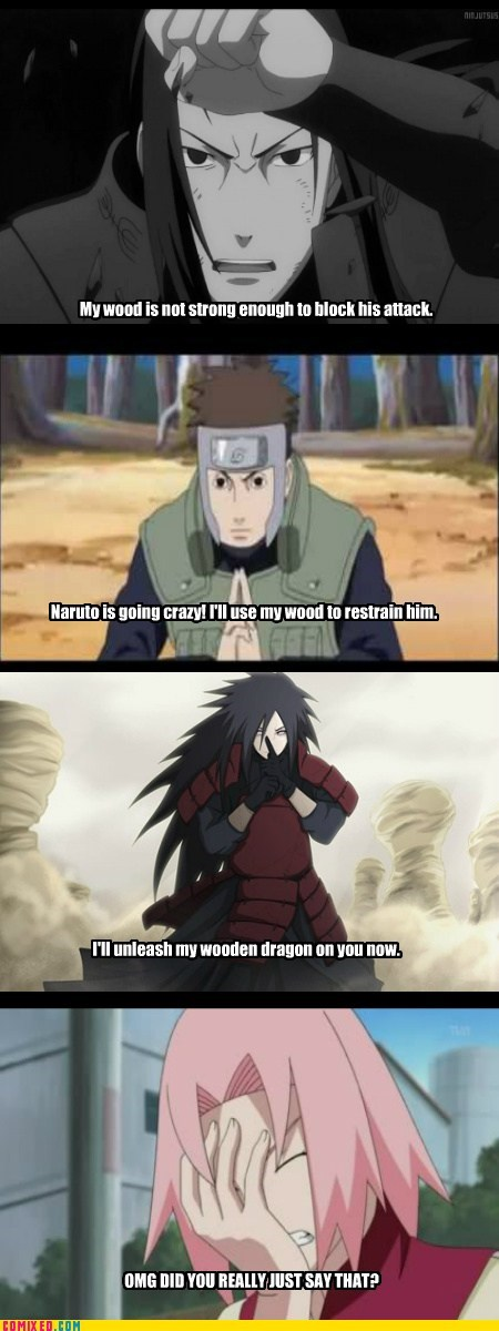 Every Time This Happens In Naruto