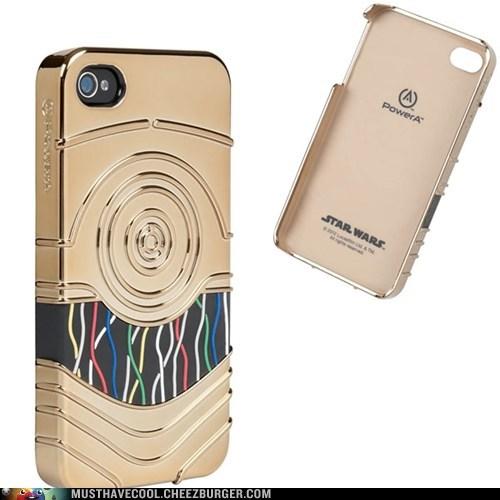 C3PO star wars phone case - 7071740160