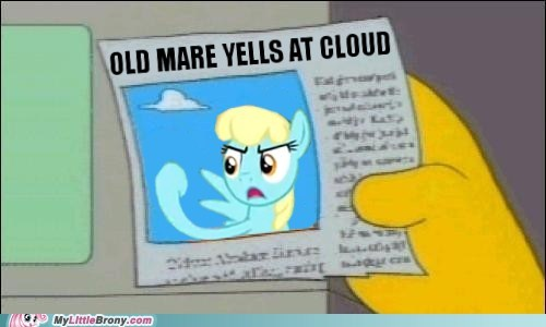 clouds old mare the simpsons - 7072006144