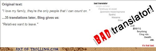 relatives Bad Translator family - 7072145408