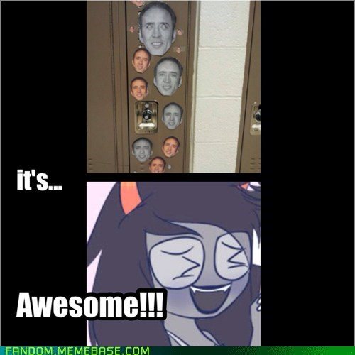 vriska's locker