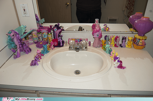 Brony Bathroom