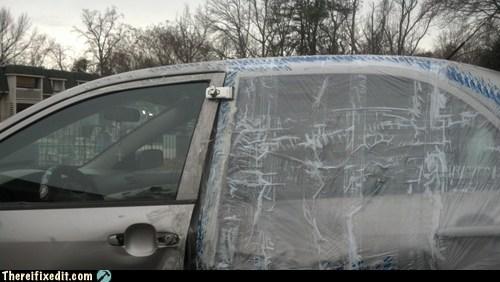 door fix south carolina car door plastic wrap - 7072848640