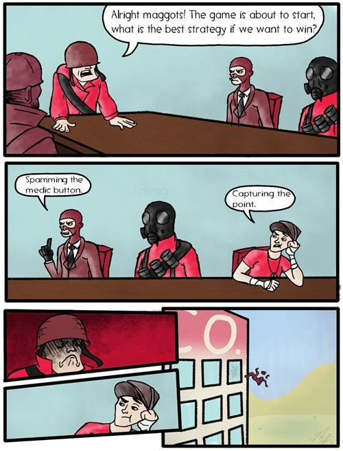 Team Fortress 2 meme comic - 7073233152