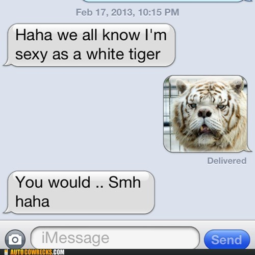 iPhones white tiger sexy - 7073407232