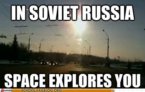 meteor space Soviet Russia - 7073748992