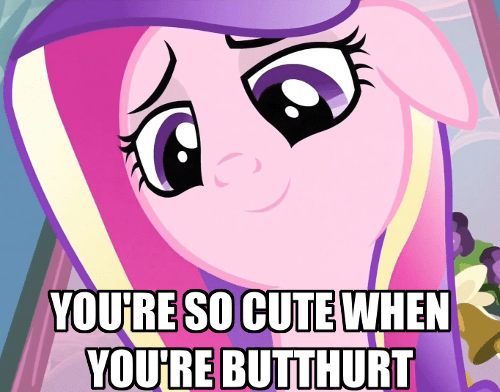 cadance butthurt princess twilight - 7073948928