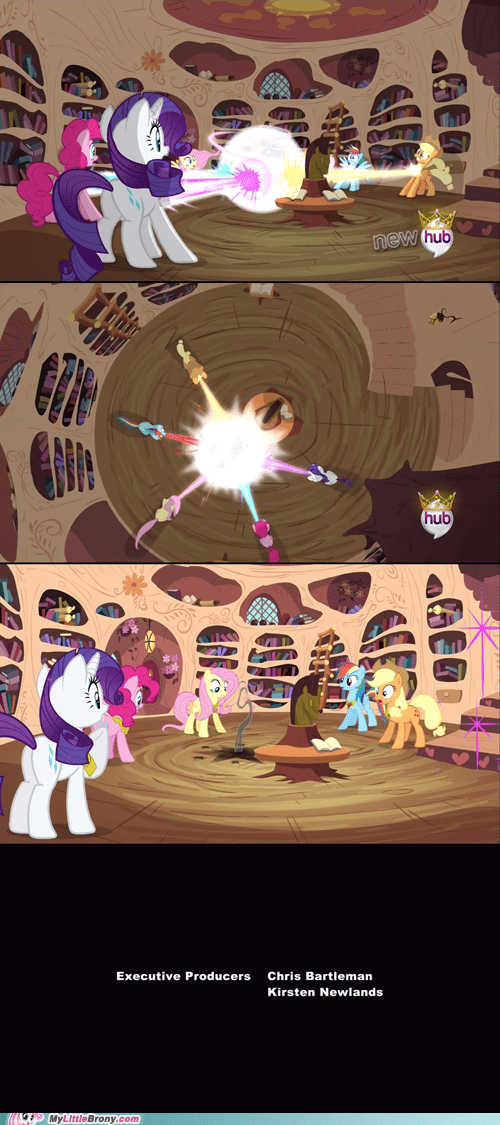 Magical Mystery Cure Alternate Ending