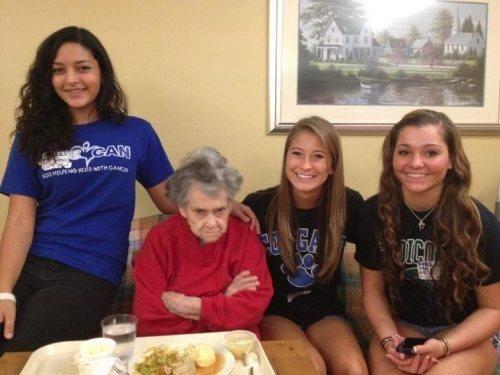 grandma grumpy - 7074282240