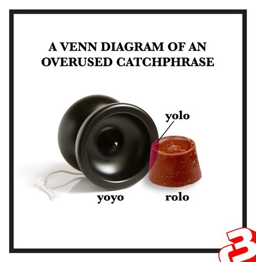 yolo catchphrase venn diagram - 7074289664