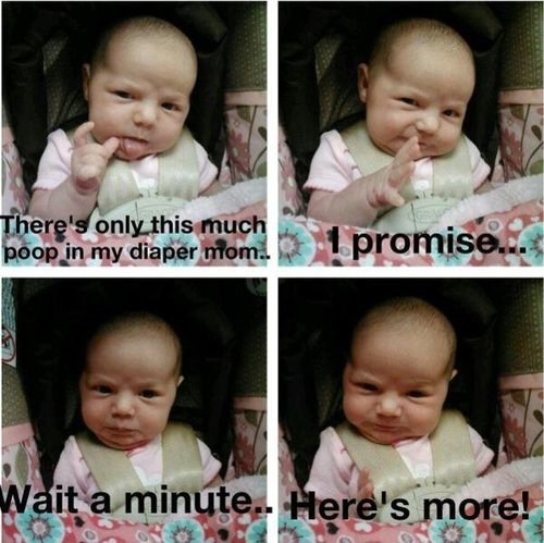 Babies poop daipers Parenting FAILS - 7074306560