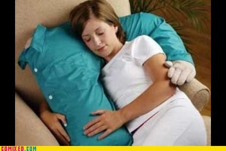 Pillow forever alone - 7074324736