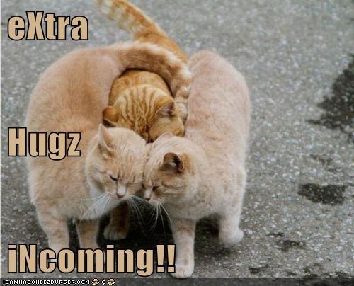 eXtra  Hugz iNcoming!!