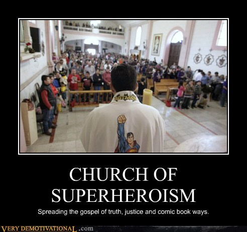 CHURCH OF SUPERHEROISM