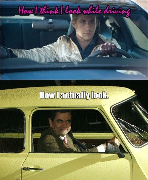 drive movies mr bean driving mr bean - 7074604288