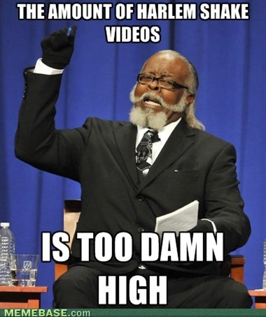 jimmy mcmillan too damn high videos harlem shake - 7074703872