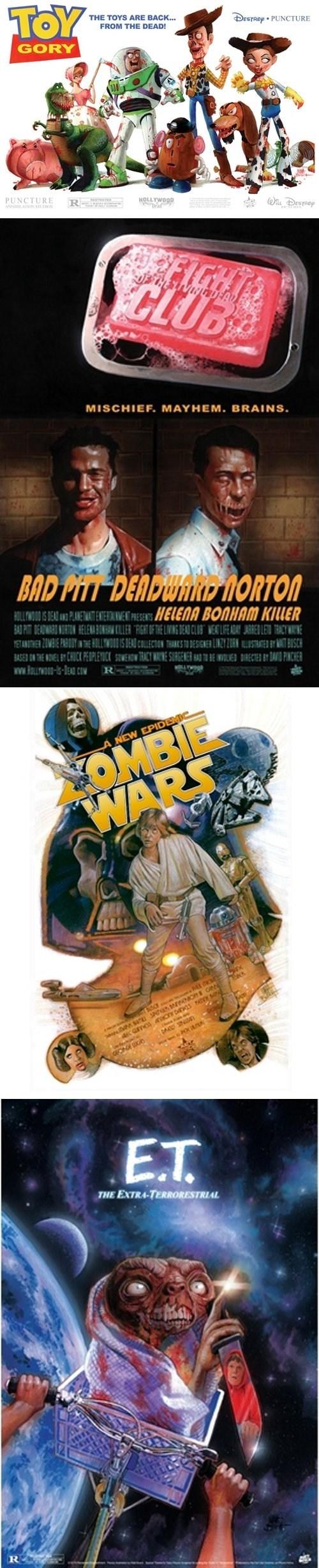 Movie posters zombie - 7074714112