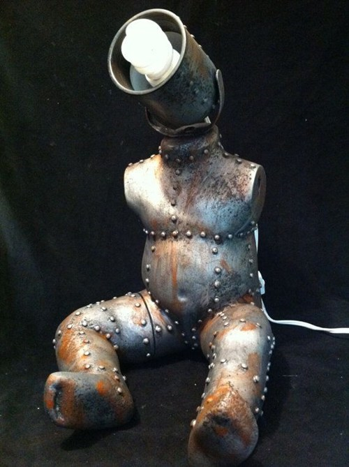baby lamp doll - 7074799872