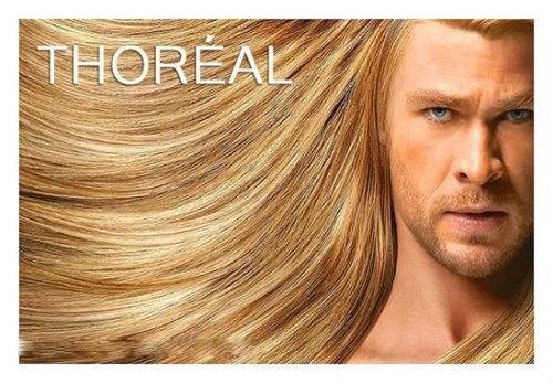 hair Thor loreal - 7074876672