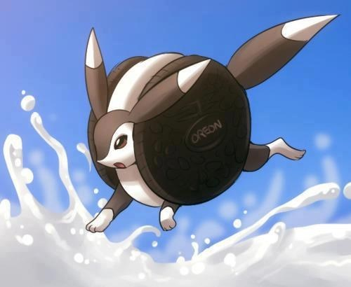 Enough Sylveon, now it's time for Oreon!