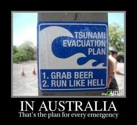 sign,emergency,australia