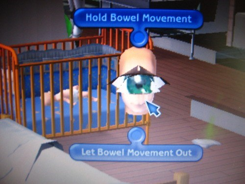 poop cyclops The Sims - 7075014144