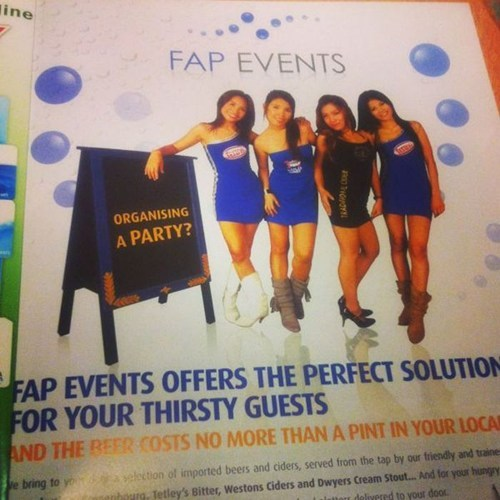 fap,accidental sexy,Party