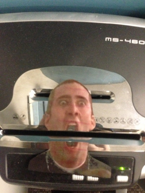 shredder nicolas cage paper shredder - 7075553792