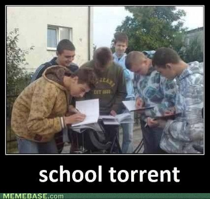homework,torrenting,cheating,truancy story,g rated,School of FAIL