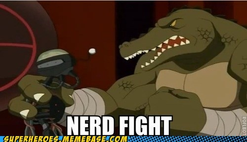 crocodile,nerds,TMNT