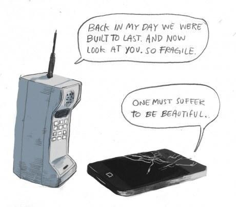 new phones fragile beautiful old phones - 7077169920
