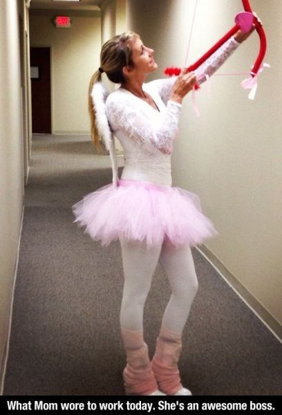 cupid moms costume - 7077519872