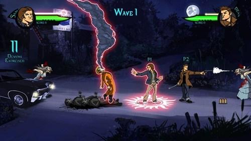 Fan Art Supernatural video games - 7077541120