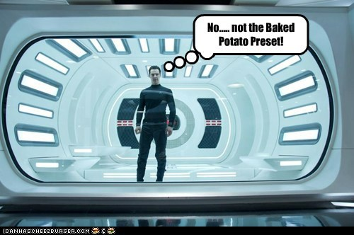 benedict cumberbatch,Star Trek,microwave,john harrison,star trek into darkness
