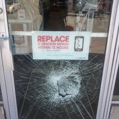 repairs phone irony screen - 7077685504