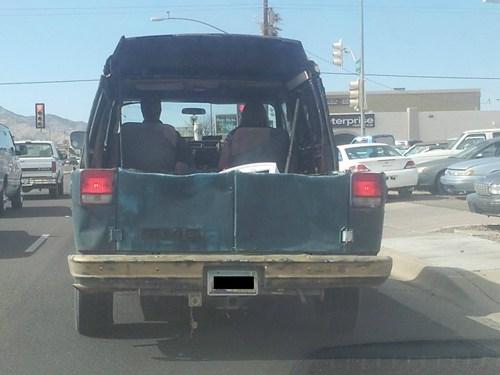 minivan softtop pickup car conversion - 7077782272