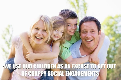 antisocial children excuses g rated Parenting FAILS