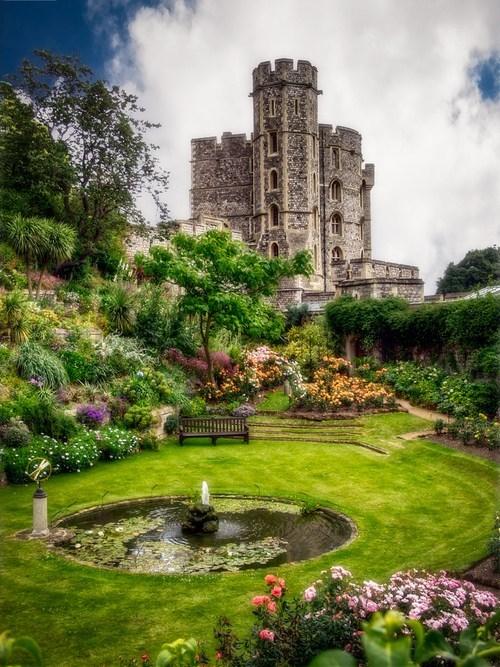 architecture castle design garden destination WIN! g rated - 7078132992