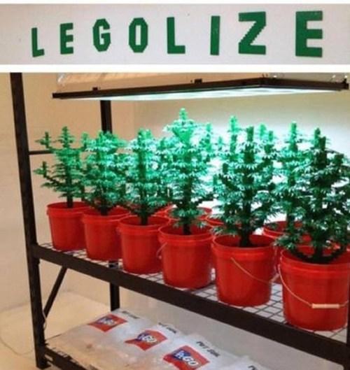marijuana,lego,nerdgasm