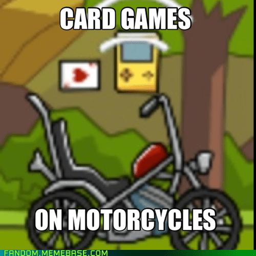 scribblenauts,Yu Gi Oh,video games