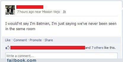 batman bruce wayne logic - 7078526976