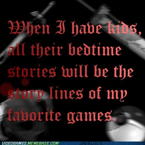 kids parenting bedtime stories video games fathers day - 7079297024