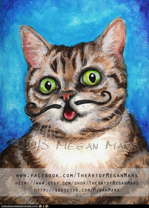 Lil Bub fan art
