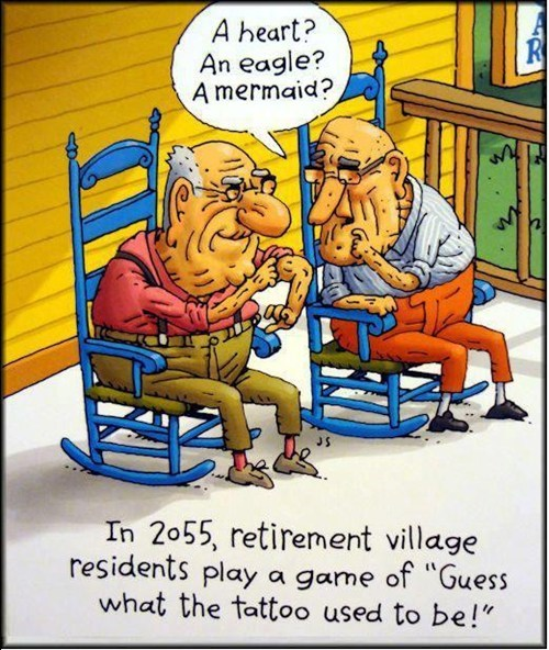 guessing games retirement homes comics