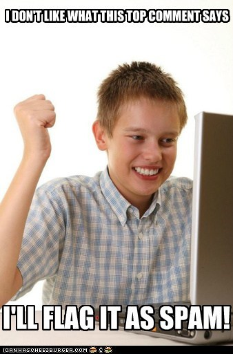 Net Noob youtube first day on the internet kids youtube comments spam - 7079883264