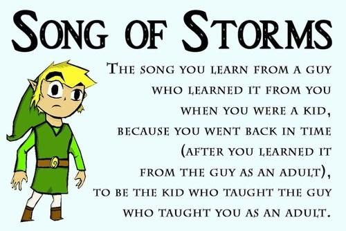 song of storms mindfreak zelda - 7080108288
