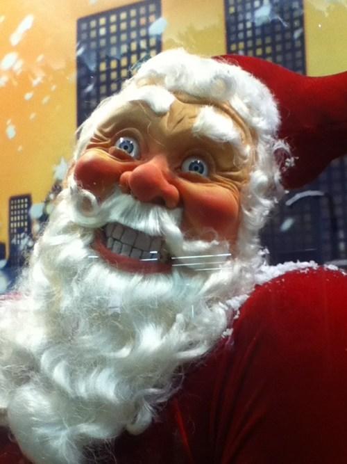 creepy santa scary - 7080152832
