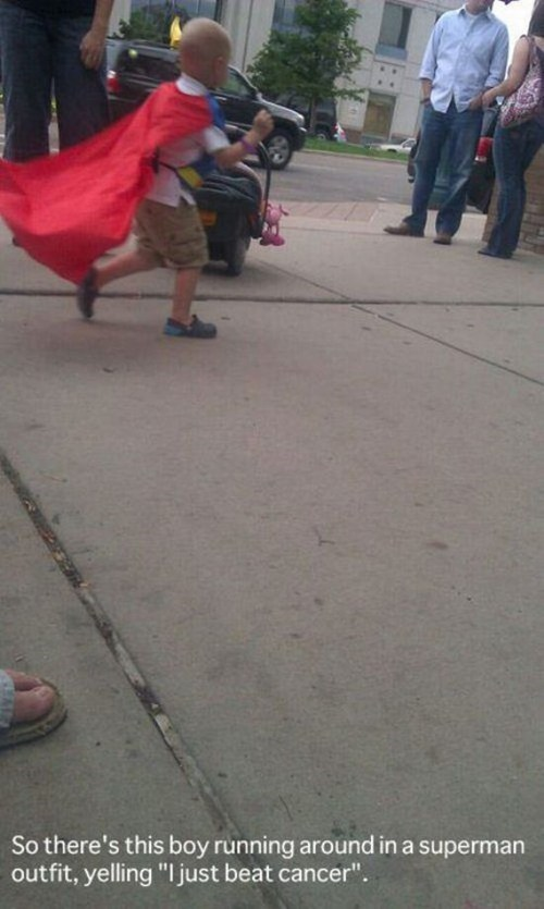 capes,cancer,superman,g rated,Parenting FAILS