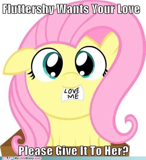 daw love fluttershy hnng - 7080336128